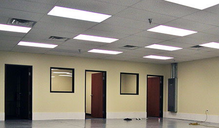 Commercial electrical remodeled