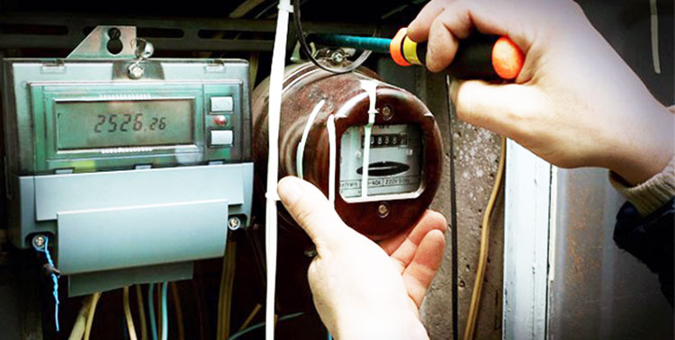 residential electric meter base repair in Texas by Pettett Electric